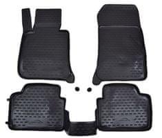 J&J Automotive Gumové rohože so zvýšeným okrajom Bmw 3-serie E90 /E91 2006-vyššie