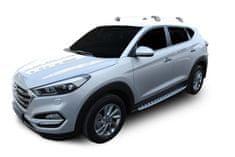 J&J Automotive Oldalfellépők Hyundai Tuscon 2015- magasabb