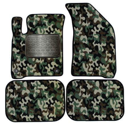 J&J Automotive Army szőnyegek Fiat Freemont 2008- magasabb 4db