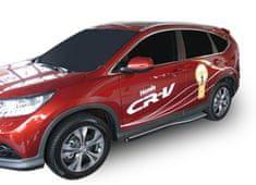 J&J Automotive Oldalfellépők Honda CRV 2012-2017 OE style