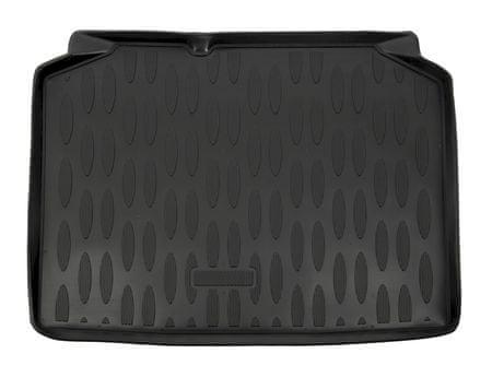 J&J Automotive Gumi csomagtértálca Skoda Fabia II Hatchback 2007-2014