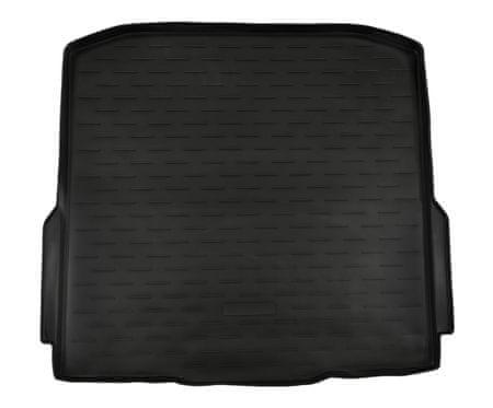 J&J Automotive Gumi csomagtértálca Skoda Octavia III Hatchback / kombi 2013- magasabb
