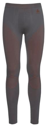 ODLO Evolution Warm moške hlače, 10492, S, oranžne/sive
