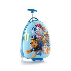 Heys Kabinový cestovní kufr Kids Paw Patrol 2w Sky Blue 13 l