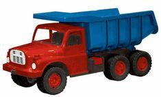 Dino Dino Auto Tatra 148 modročervené