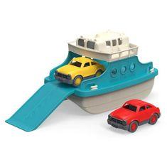 Green Toys  Trajekt s auty