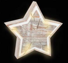 Small foot Small Foot Dekorační svítidlo hvězda Tree Pit
