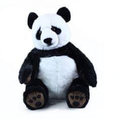 Rappa Velká plyšová panda sedící, 61 cm (od 0 let)