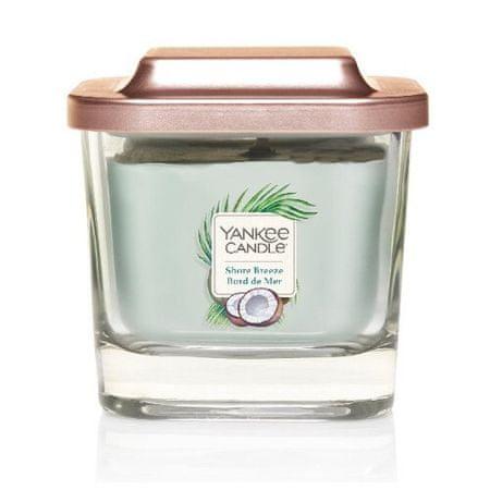 Yankee Candle Aromatyczna świeca mała kwadratowa Shore Breeze 96 g