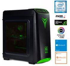 MEGA 4000S-Gamer namizni računalnik (PC-G4931SGW) + DARILO: 1 leto Office 365