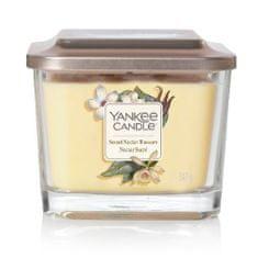 Yankee Candle Aromatická svíčka střední hranatá Sweet Nectar Blossom 347 g