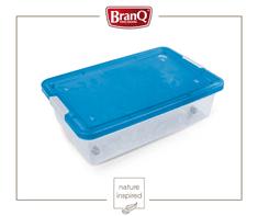 BRANQ Jasmine- pojazdný úložný box s vekom-P7126
