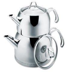 Korkmaz Provita Midi - sada čajových kanvic 0,7l / 1,5l-A101