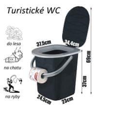 BRANQ WC vedro 22l-P1306