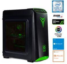 MEGA 4000S-Gamer namizni računalnik (PC-G4933SGW) + DARILO: 1 leto Office 365