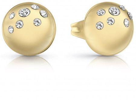 Guess Aranyozott kő fülbevalók UBE78040