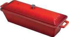 Lava Litinová terina - červená LVPEK826R