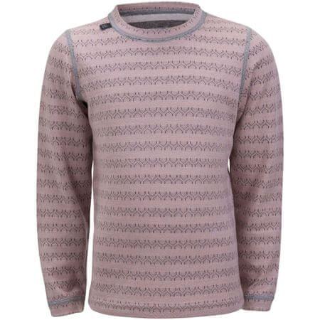 Ulvang 50Fifty 3.0 fantovska majica, 128, svetlo roza
