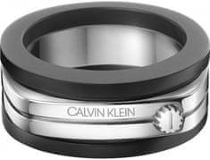 Calvin Klein Férfi elegáns gyűrű Mighty KJ8AMR2001