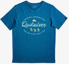 Quiksilver chlapecké tričko Wave slaves