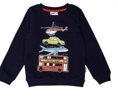WINKIKI pulover za dječake, plava