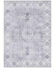 NOURISTAN Kusový koberec Asmar 104011 Graphite/Grey