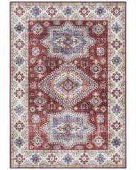 NOURISTAN Kusový koberec Asmar 104008 Ruby/Red