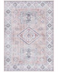 NOURISTAN Kusový koberec Asmar 104009 Old/Pink