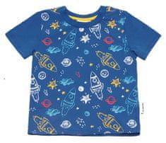 WINKIKI majica za dječake, tamno plava