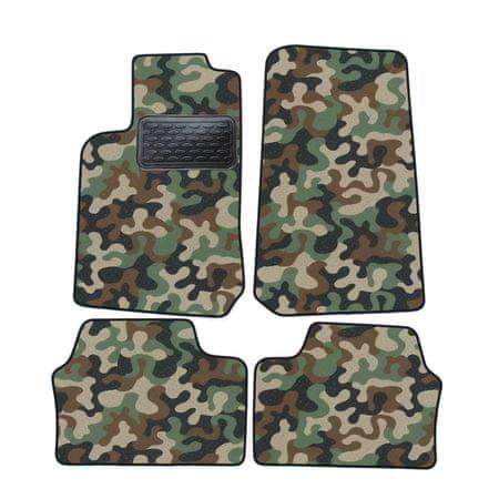 J&J Automotive Army szőnyegek Opel Vectra B 1995-2002 4db