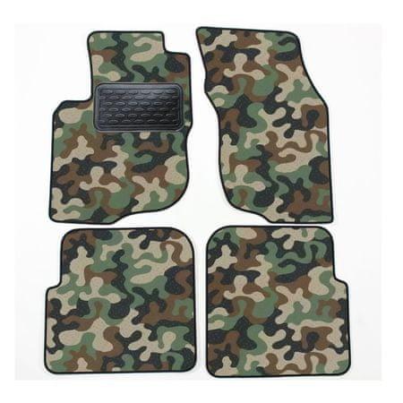 J&J Automotive Army szőnyegek Mitsubishi Carizma 1995-2004 4db