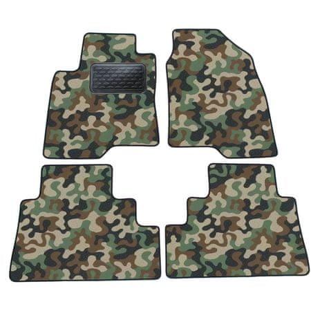 J&J Automotive Army szőnyegek Chevrolet Captiva /ANTARA