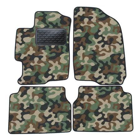 J&J Automotive Army szőnyegek Mazda 6 2002-2007 4db