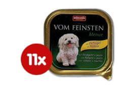 Animonda Vom Feinstein drůbež + těstoviny 11x150g