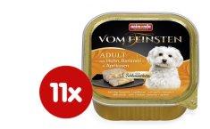 Animonda V.Feinsten hrana za odrasle pse Core, piščanec, marelica in banana,11 x 150 g