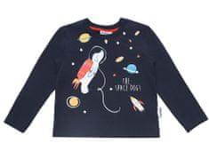 WINKIKI chlapecké tričko Navy