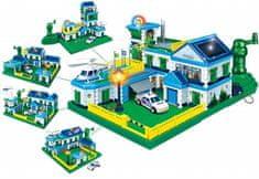HMStudio Greenex Eko-město Policie