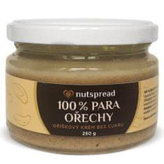 Nutspread 100% Máslo z para ořechů 250g