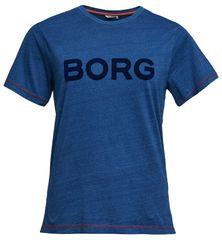 Björn Borg dámské tričko 1941-1035 Loose Tee Denim