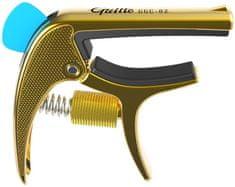 Guitto GGC-02 Revolver Capo Gold Kapodaster