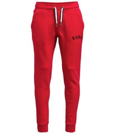 Björn Borg Męskie spodnie dresowe 1941-1063 Pants Borg Sport M czerwony