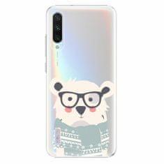 iSaprio Plastový kryt - Bear with Scarf - Xiaomi Mi A3