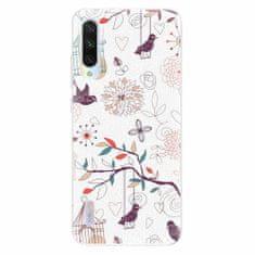 iSaprio Silikonové pouzdro - Birds - Xiaomi Mi A3