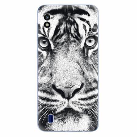 iSaprio Silikonové pouzdro - Tiger Face - Samsung Galaxy A10