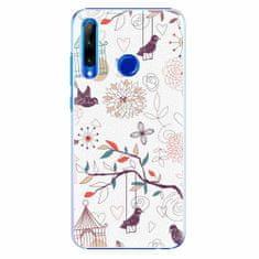 iSaprio Plastový kryt - Birds - Huawei Honor 20 Lite