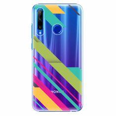 iSaprio Plastový kryt - Color Stripes 03 - Huawei Honor 20 Lite