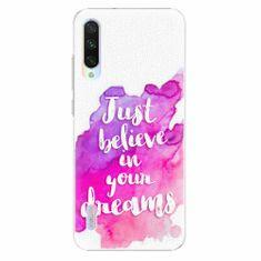 iSaprio Plastový kryt - Believe - Xiaomi Mi A3