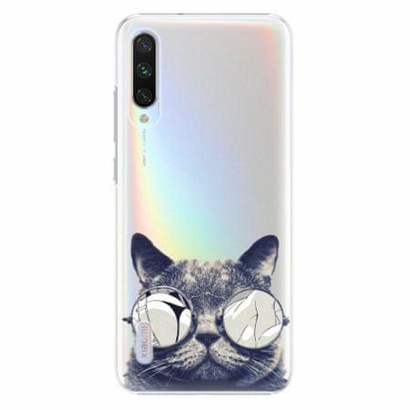 iSaprio Plastový kryt - Crazy Cat 01 - Xiaomi Mi A3