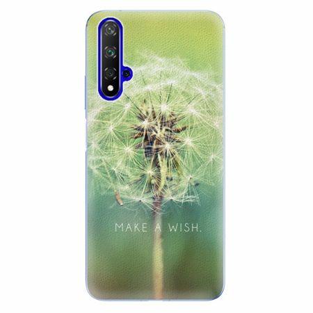 iSaprio Silikonové pouzdro - Wish - Huawei Honor 20