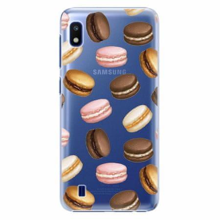 iSaprio Plastový kryt - Macaron Pattern - Samsung Galaxy A10
